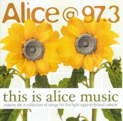 This Is Alice Music, Volume 6 album cover
