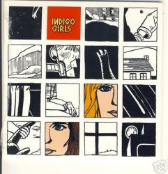 "Indigo Girls ""Perfect World (Live)"" EP Cover"