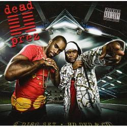 "Dead Prez ""It's Bigger Than Hip-Hop"" DVD/CD cover"