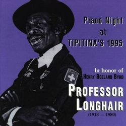 Piano Night at Tipitina's 1995 album cover