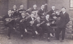The Original Ger Mandolin Orchestra from c. 1920-1930