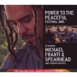 911 Power to the Peaceful Festival 2005 CD cover