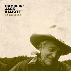 Ramblin' Jack Elliott - I Stand Alone album cover