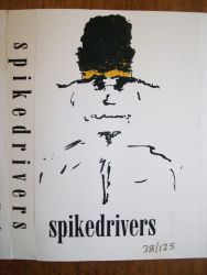 Spikedrivers 1994 EP cover