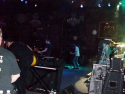 The Fratellis At The Fillmore 6/18/08 from side stage