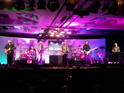 Doobie Brothers World Gone Crazy Record Release TelePresence Broadcast