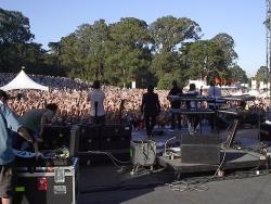 Duran Duran From Backstage 4, 9/21/2003