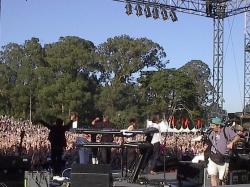 Duran Duran From Backstage 5, 9/21/2003