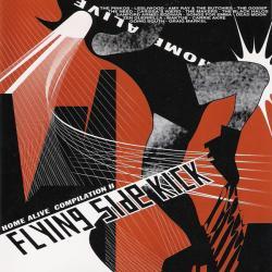 Home Alive Compilation II - Flying Side Kick album cover
