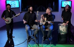 Silent Comedy Live At Revision3 Still