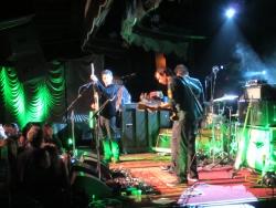 Wallflowers live at Bimbo's 6/20/12, photo by Tony Brooke of silentway.com